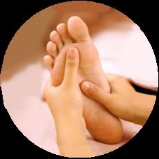 Soins d'hygiène des pieds